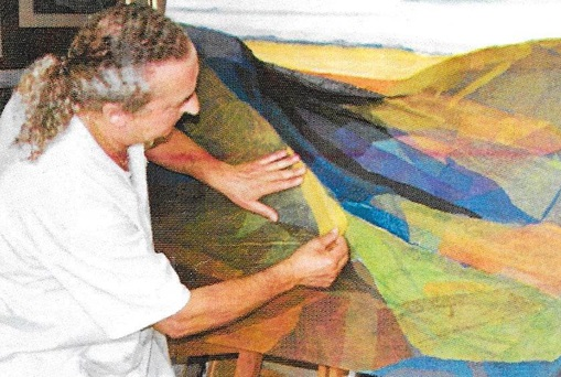 Homenaje al pintor Patxi Idoate