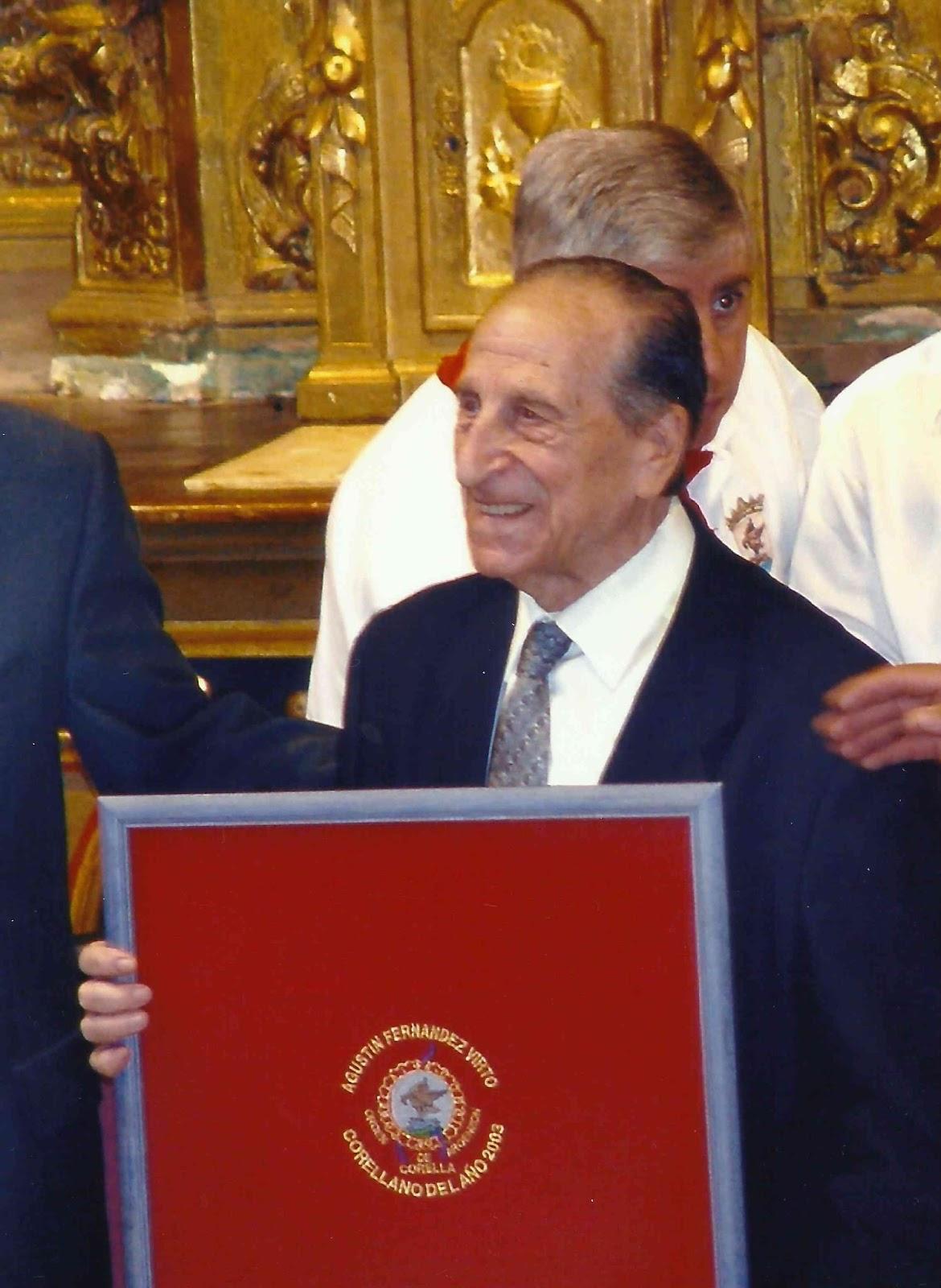Agustín Fernández Virto