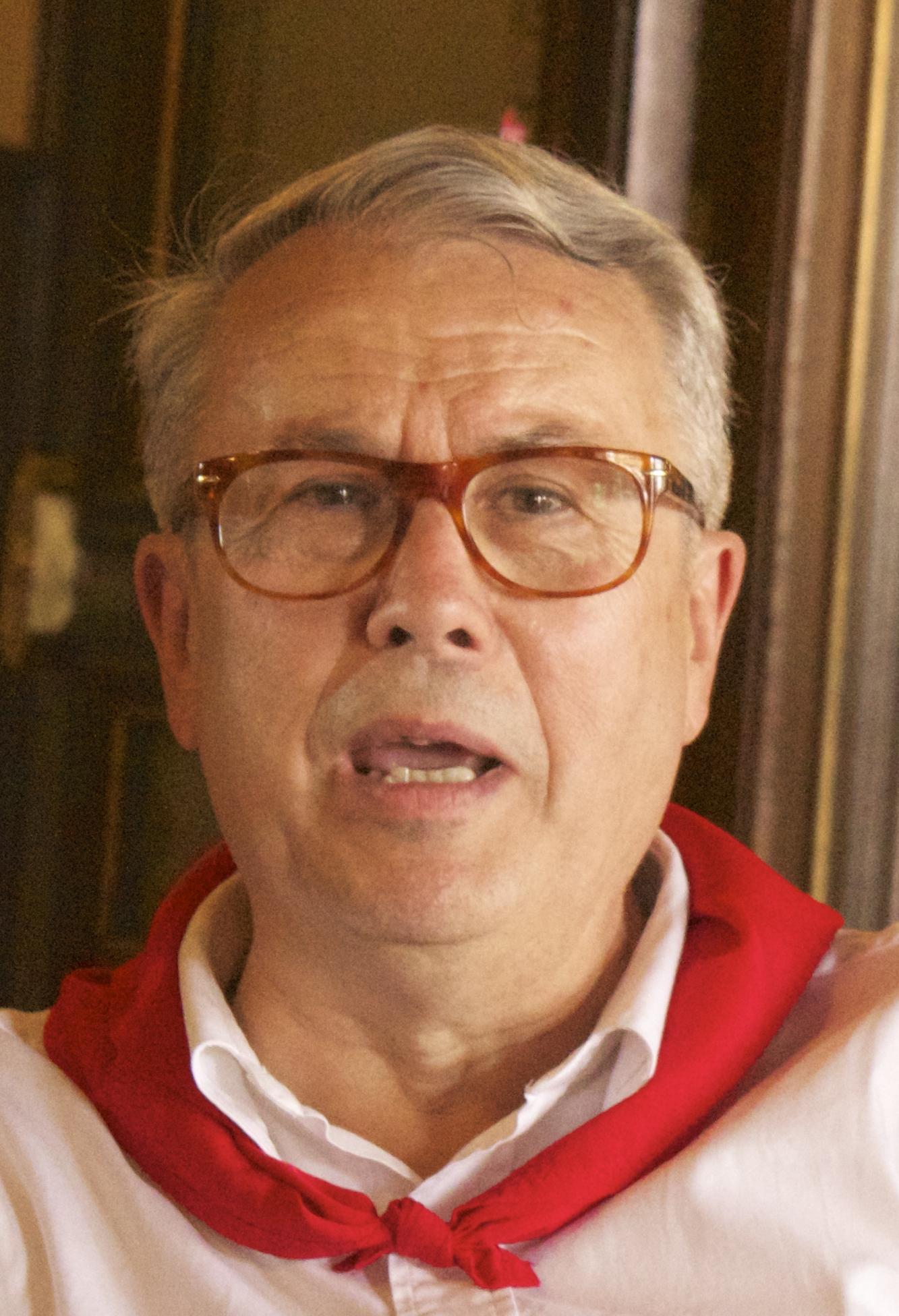 Ricardo Guelbenzu Morte